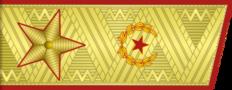 Генерал армии (1974-91)