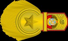 Генералиссимус Советского Союза (Неутверждённый проект)